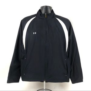UNDER ARMOUR Full Zip Track Athletic Jacket